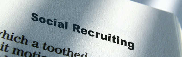 Employer Branding now Glossar: Social Recruiting