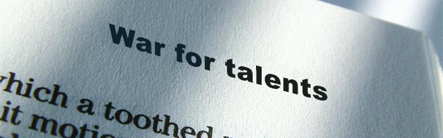 War for talents - Employer Branding Wiki