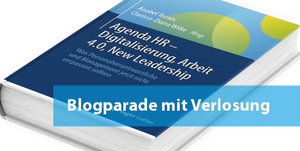 Zur Blogparade mit Verlosung - #HRin2021 - Employer Branding-Blog