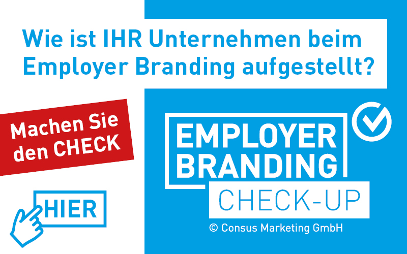Zum Employer Branding Check-up