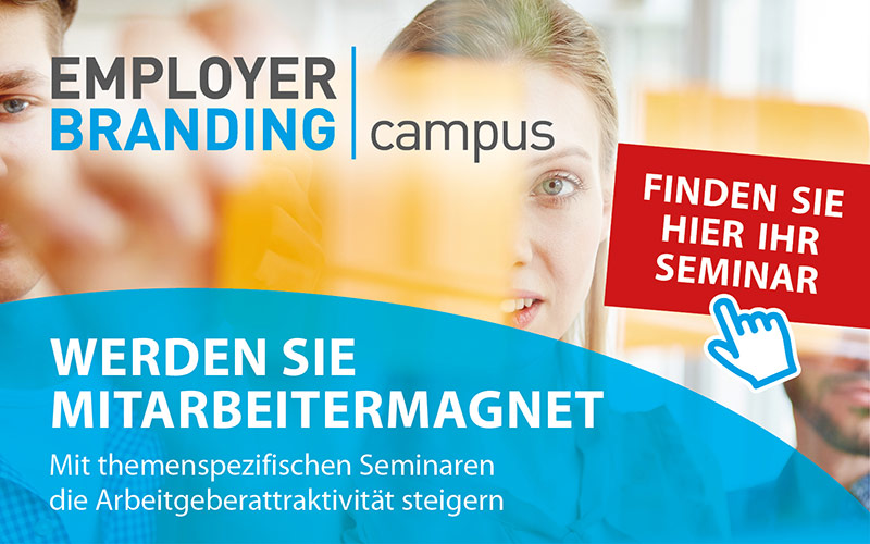 Zum Employer Branding Campus